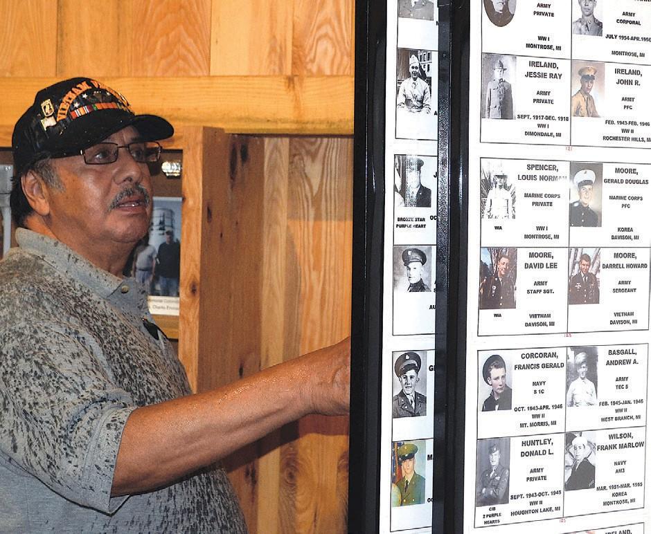 Montrose dedicates Veterans Bell Memorial   Tri-County Citizen